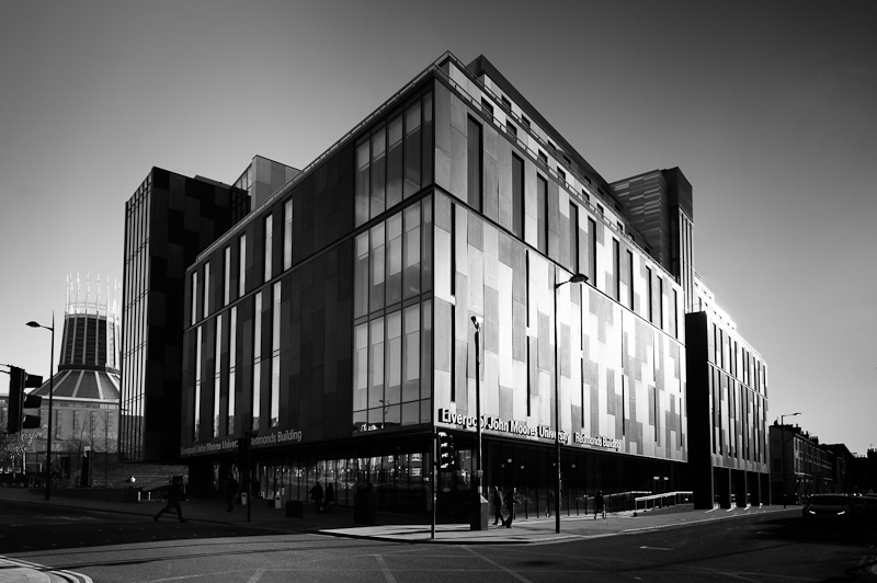 LJMU Redmonds Building