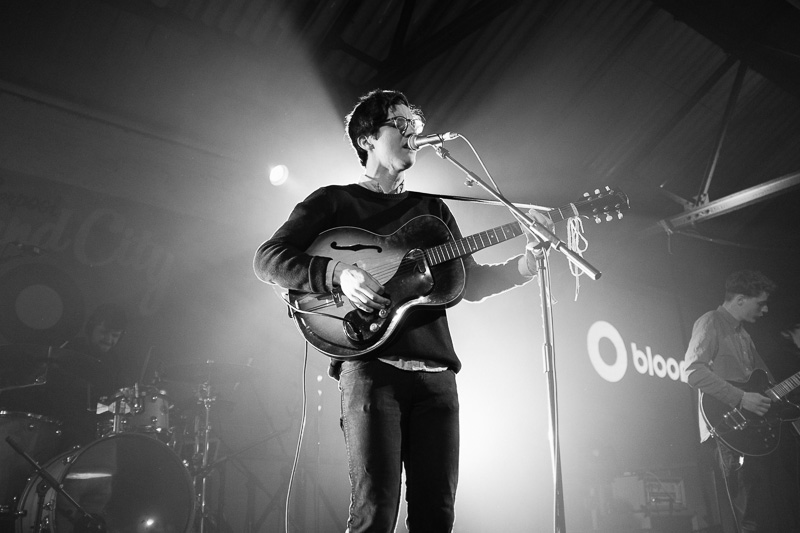Dan Croll at the Garage
