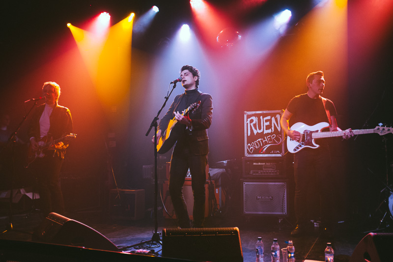 Ruen Brothers at East Village Arts Club